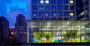 how Ann & Robert H. Lurie Children's Hospital of Chicago looks like