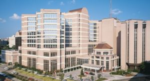 how MD Anderson Cancer Center looks like