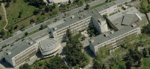 how Aristotle University of Thessaloniki Hospital looks like