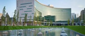 how Cleveland Clinic looks like