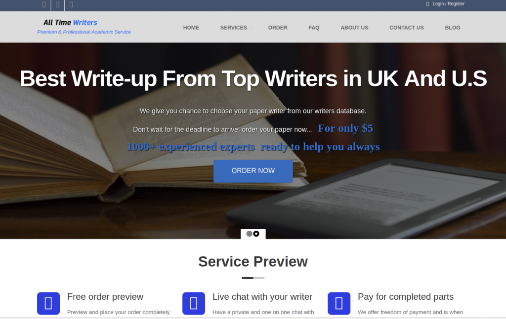 alltimewriters.com review
