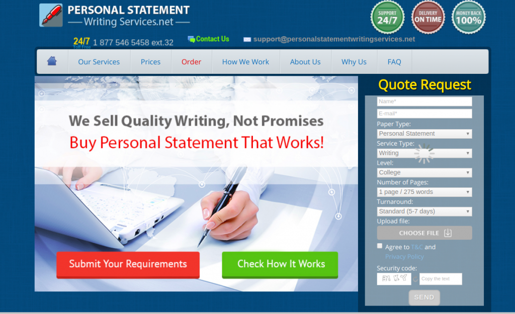 personalstatementwritingservices.net review